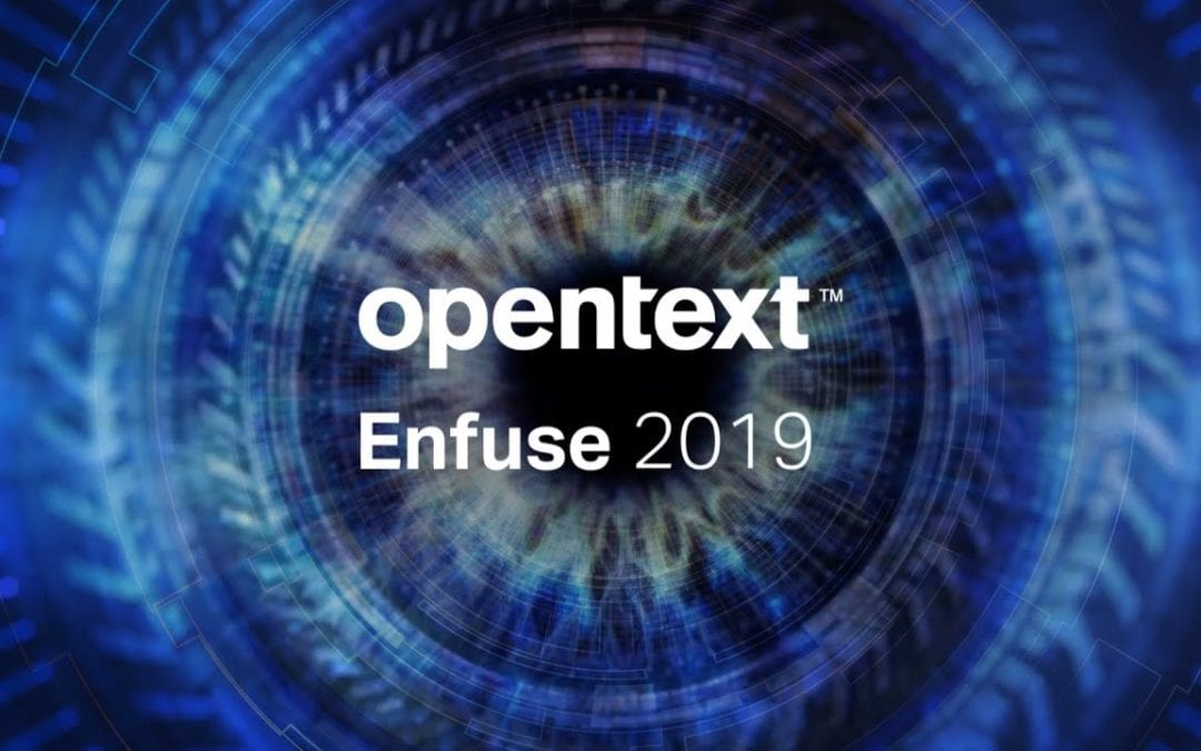 Preview What Reveille is Showcasing at OpenText Enfuse 2019