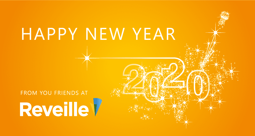 Happy New Year from the entire Reveille Team