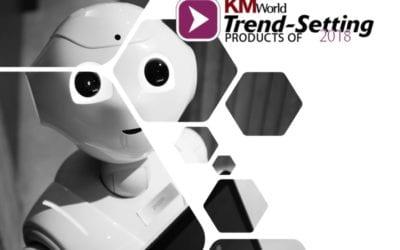 Reveille Named 2018 Trend-Setting Product By KMWorld