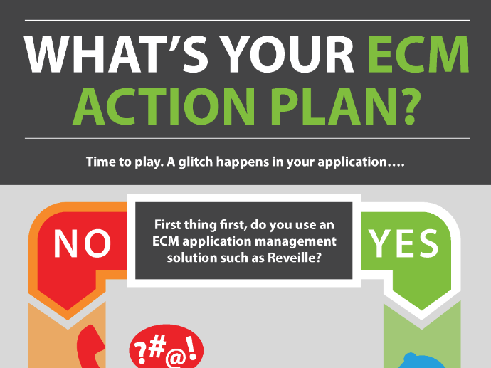 Infographic: What's Your ECM Action Plan?
