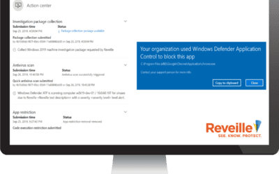 Reveille Launches Microsoft Defender ATP Integration for Content Security at Microsoft Ignite