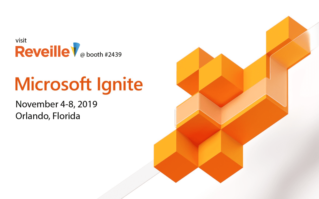 See What Reveille Has in Store for Microsoft Ignite 2019