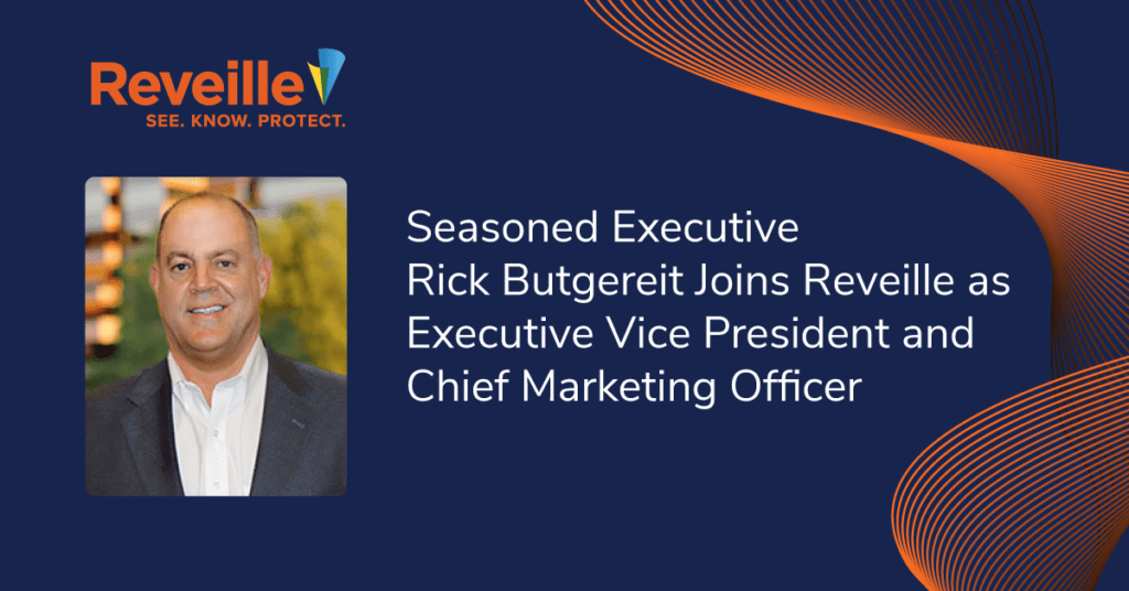Rick Butgereit joins Reveille as EVP and CMO
