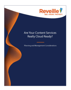 Are Your Content Services Really Cloud Ready?