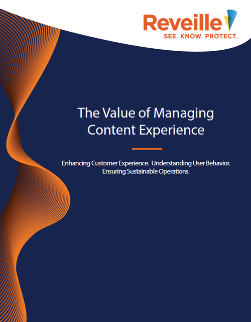 Value of Managing Content Experience